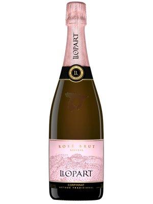 Cava Llopart Reserva Brut Rosé 2019 75cl