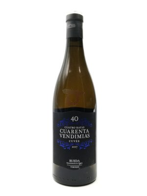 Cuarenta Vendimias Cuvée 2017 75cl