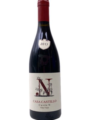 Casa Castillo Cuvée N Viejas Viñas 2017 75cl