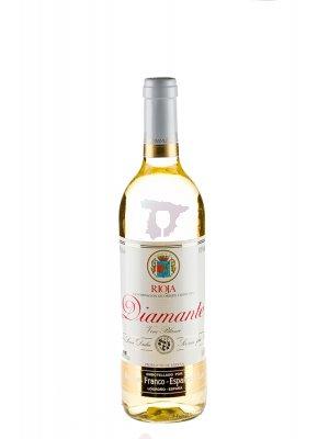 Diamante Blanco Semi Dulce 2012 75cl