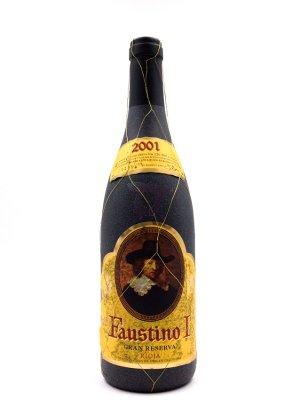 Faustino I Tinto Gran Reserva Especial 2001 75cl