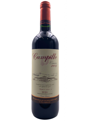 Campillo Crianza 2014 75cl