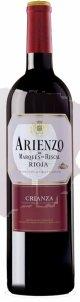 Arienzo de Marques de Riscal Crianza 2016 75cl
