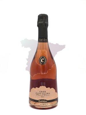 Cava Codorníu Gran Plus Ultra Rosé 2015 75cl