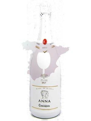 Cava Anna de Codorníu Blanc de Blanc Magnum 150cl