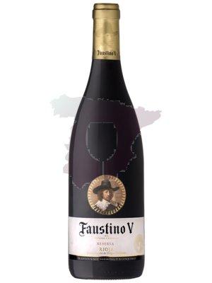 Faustino V Tinto Reserva 2014 75cl