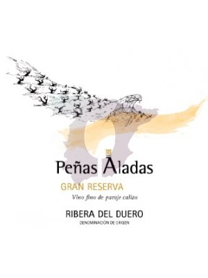 Dominio del AGUILA Peñas Aladas Gran Reserva Doppelmagnum 2010 300cl