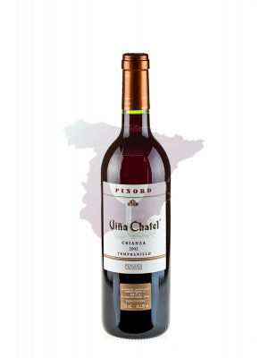 Pinord Viña Chatel Crianza 2015 75cl