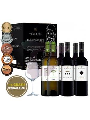WEINENTDECKER PAKET   10 Jahre vinumworld.ch   200 Jahre Barbadillo 75cl