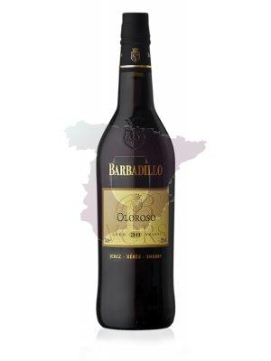 Barbadillo Oloroso V.O.R.S. aged 30 years 75cl