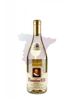 Faustino VII Blanco 2019 75cl