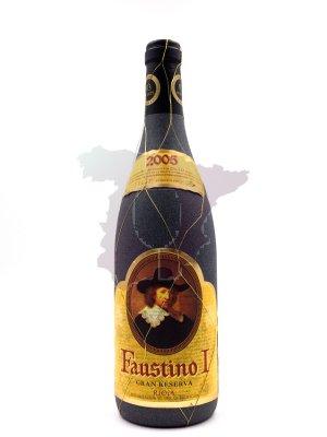 Faustino I Tinto Gran Reserva Especial 2005 75cl