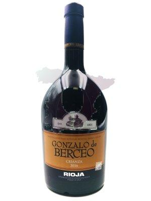 Gonzalo de Berceo Crianza 2016 75cl