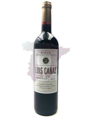 Luis Cañas Reserva 2014 75cl