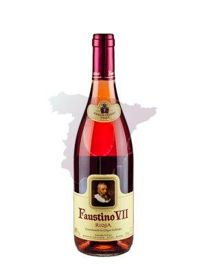 Faustino VII Rosado 2018 75cl